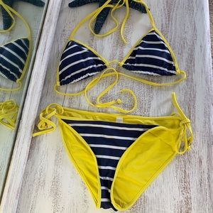 Vineyard Vines Nautical Striped Bikini